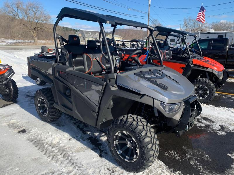 2021 Intimidator GC1K STAGE 2 Utility Side-by-Side (UTV) - Roof - Power Steering - Alloy Wheels - Power Dump - Made in the USA