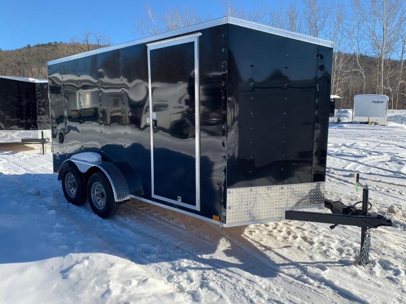 2021 LOOK ST DLX 7x14 7k Cargo / Enclosed Trailer - Ramp - 6.5 ft Interior Height - STLC7X14TE2DLX