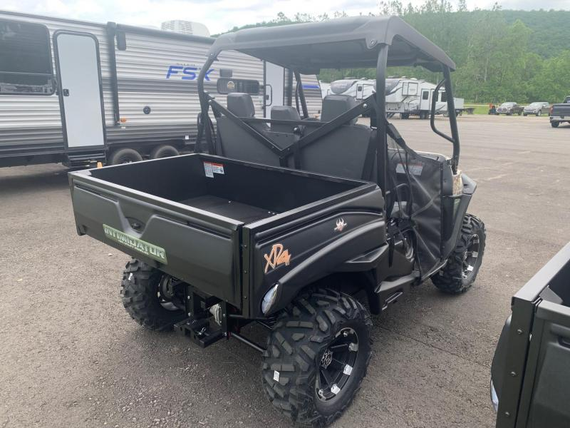 2021 INTIMIDATOR CLASSIC ELECTRIC Utility Side-by-Side (UTV) - 48 Volt Battery Powered - Aluminum Wheels - Dump Bed - Roof - Camo - Made in the USA