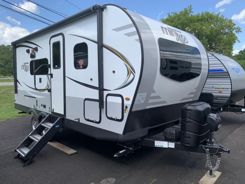 2021 Forest River ROCKWOOD Mini Lite 2104S Travel Trailer