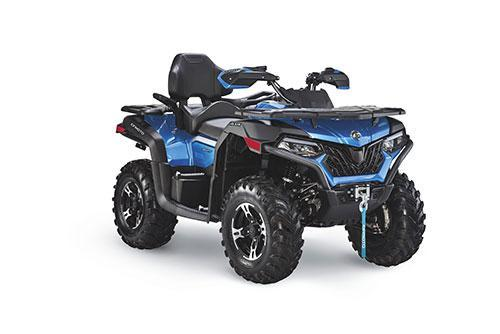2021 CFMOTO CFORCE 600 TOURING - POWER STEERING - WINCH - ALLOY WHEELS - 2 UP SEATING