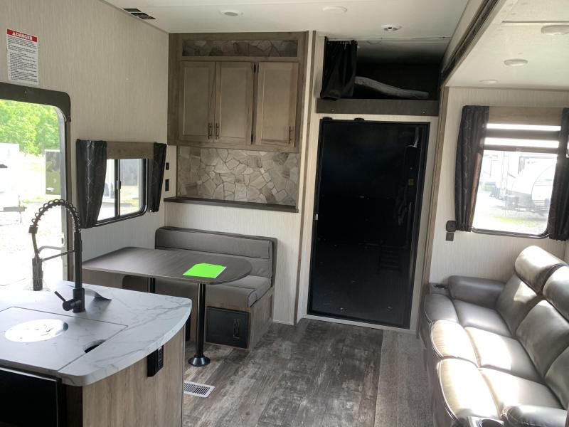 2021 Forest River CHEROKEE Wolf Pack 335PACK13 Fifth Wheel Toy Hauler