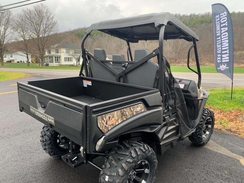 2021 Intimidator CLASSIC ELECTRIC Utility Side-by-Side (UTV) - Roof - 48V