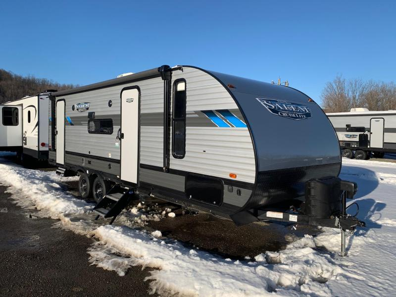 2021 Forest River SALEM 240BH CRUISE LITE Travel Trailer [Display Model]