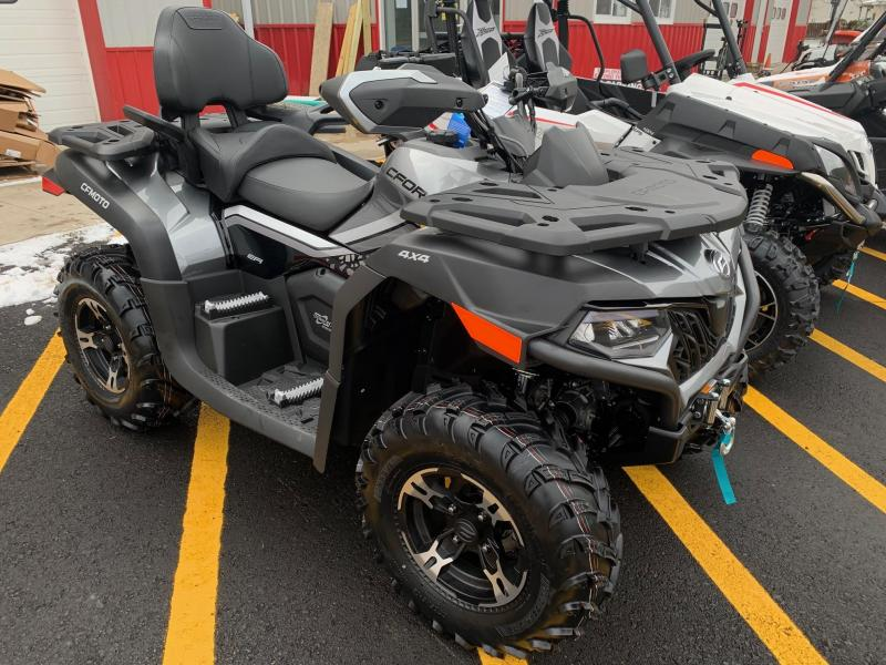 2021 CFMOTO CFORCE 600 TOURING ATV - 2 UP - POWER STEERING - WINCH - ALLOY WHEELS