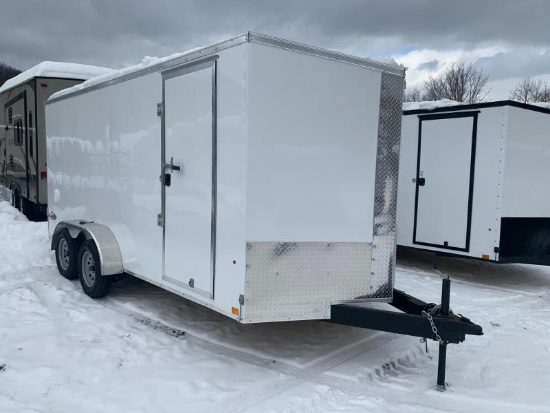 2021 LOOK ELEMENT SE 7X16 7K Cargo / Enclosed Trailer - BARN DOOR - EWLC7X16TE2SE