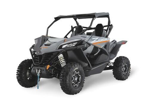 2020 CFMOTO ZForce 950 Sport - Ghost Gray - Side-by-Side ***NEW Limited Availability