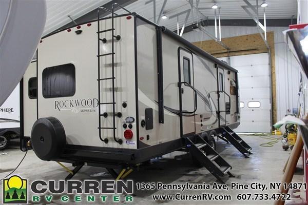 2020 Forest River Inc. ROCKWOOD 2608BSD Travel Trailer