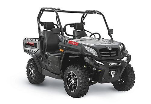 2021 CFMOTO UFORCE 800 Utility Side-by-Side (UTV) - ROOF - POWER STEERING - WINCH - ALLOY WHEELS - EXPECTED IN JULY/AUGUST