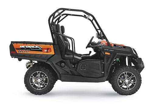 2021 CFMOTO UFORCE 800 Utility Side-by-Side (UTV) - ROOF - POWER STEERING - WINCH - ALLOY WHEELS - EXPECTED IN FEB/MARCH