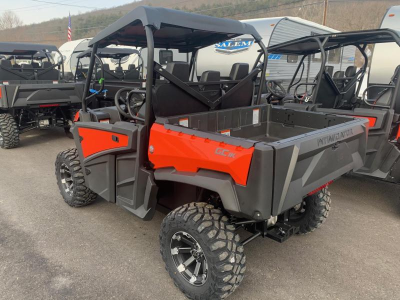 2021 Intimidator GC1K STAGE 2 Utility Side-by-Side (UTV) - Roof - Alloy Wheels - Power Steering - Power Dump Bed - Made in the USA