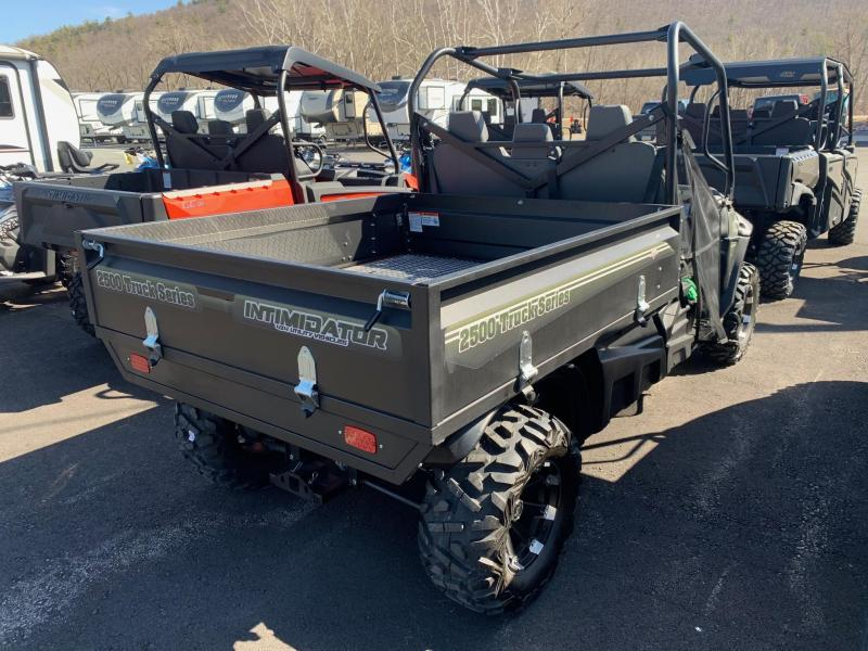 2021 INTIMIDATOR DIESEL TRUCK SERIES XD4 Utility Side-by-Side (UTV) - Aluminum Wheels - Large Bed with Versa Fold Down Sides - Kohler Diesel Engine - Warn Winch - HD Frame & Components - Made in the USA