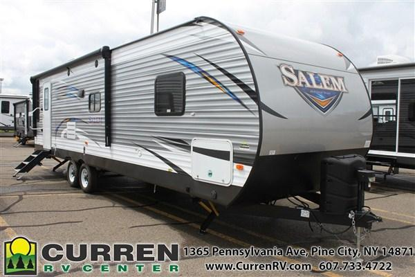 2018 Salem Trailers SALEM 28RLSS Travel Trailer