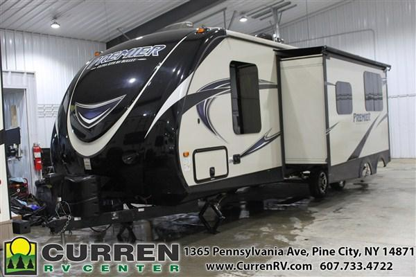 2015 Keystone RV BULLET PREMIER 26RBPR Travel Trailer