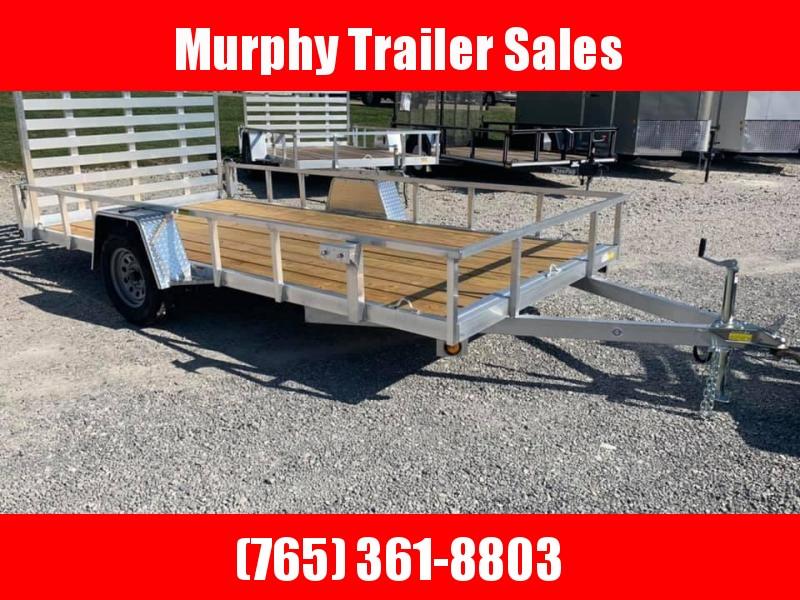 2022 Quality Steel and Aluminum 8214ALSLSA3.5K Utility Trailer