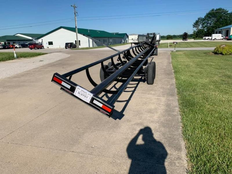 2021 May Trailers 42' S.D. Hay Trailer Hay / Forage
