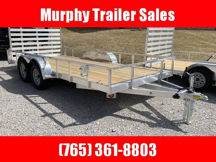 2022 Quality Steel and Aluminum 8216ALSLTA7K Utility Trailer