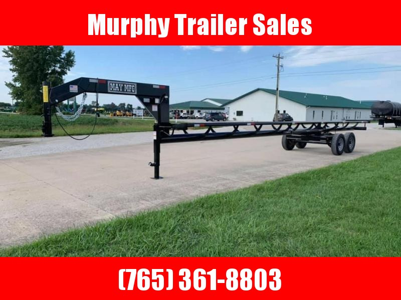 2021 May Trailers 36' S.D. Hay Trailer Hay / Forage