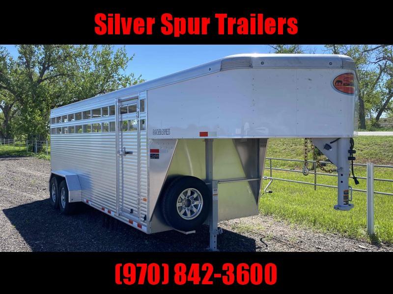 2022 Sundowner Trailers 20' Rancher Express Livestock Trailer