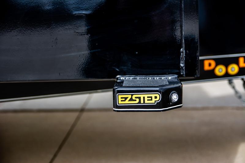 2021 Doolittle Trailer Mfg 77x12SS Utility Trailer