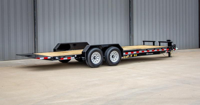 2021 Doolittle Trailer Mfg 82x20 EZ Loader GT