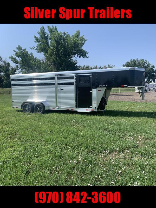 2022 Sundowner Trailers Rancher Livestock Trailer