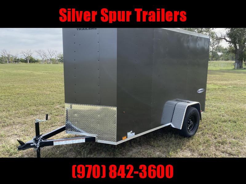 2022 Look Trailers LSCBA5.0X10SI2FE Cargo / Enclosed Trailer