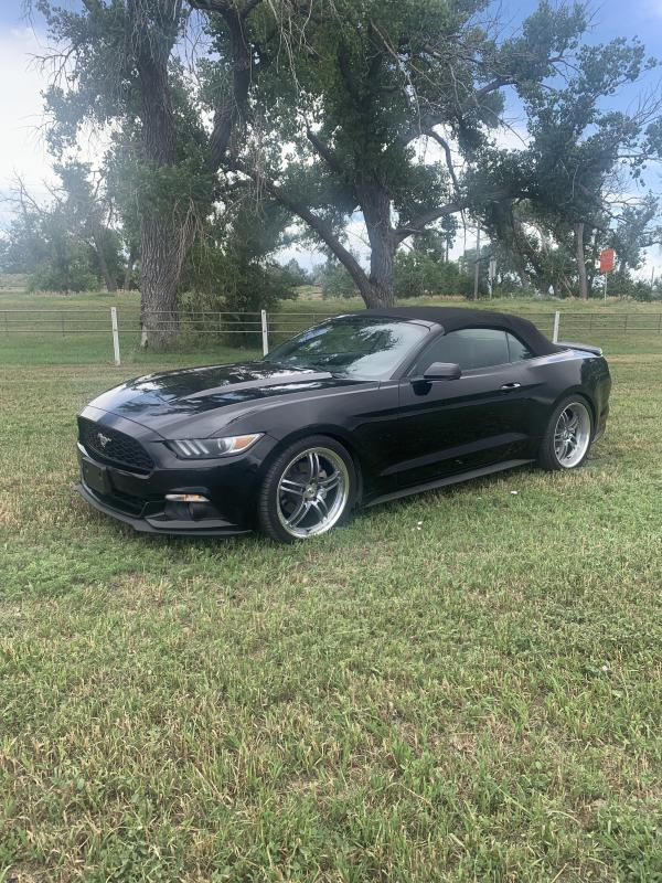 2017 Ford Ford Mustang EcoBoost Premium Car