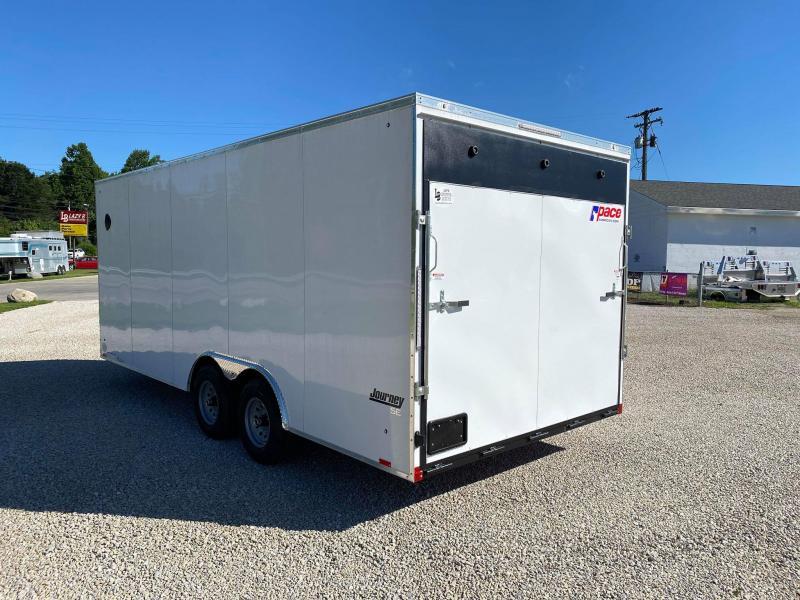 2022 Pace American 20' Enclosed Cargo Trailer