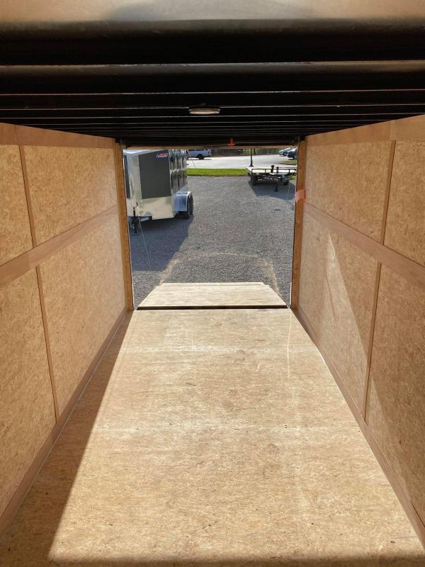 2022 Cross Trailers 7 x 16 Enclosed Cargo Trailer