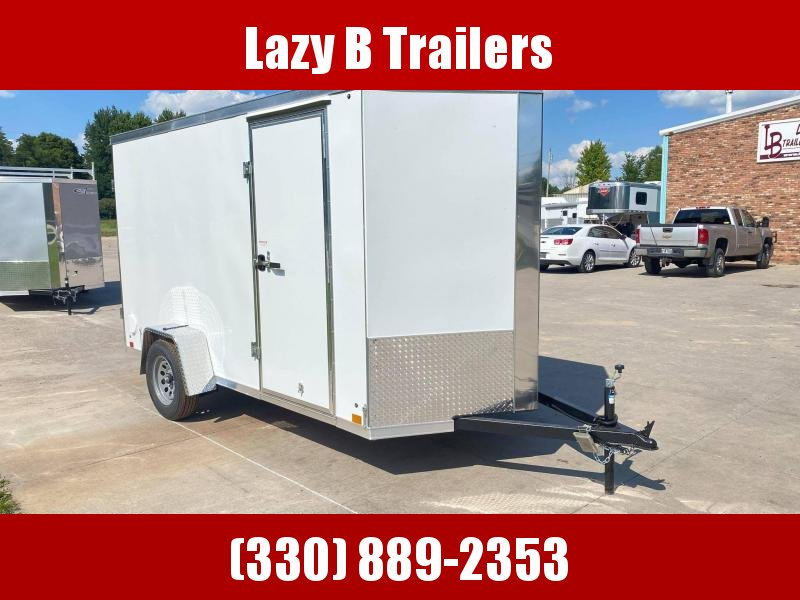 2022 Cross Trailers 12' Enclosed Cargo Trailer