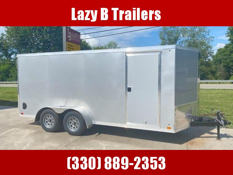 2021 Cross Trailers 7x16 w/ Ramp Enclosed Cargo Trailer