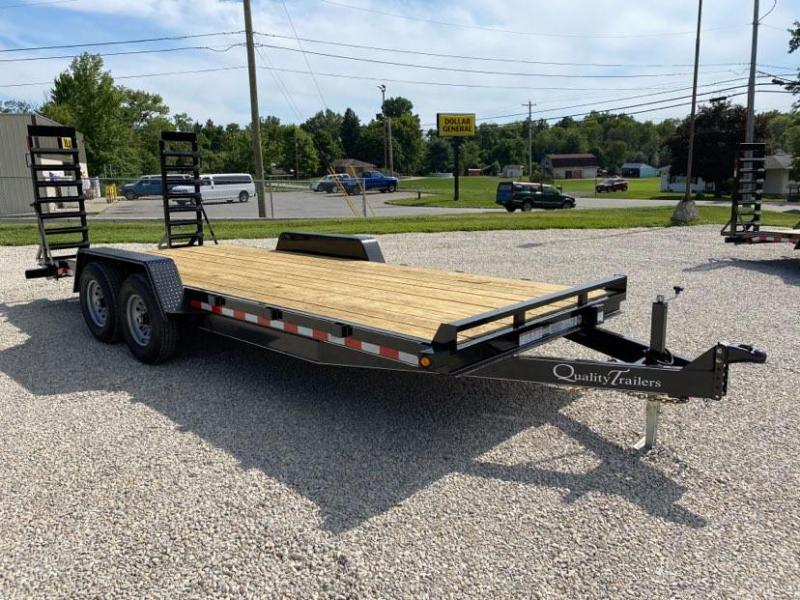 2021 Quality Trailers 20' General Series Equipment Trailer