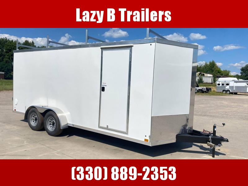 2022 Cross Trailers 7x18 Enclosed Cargo Trailer