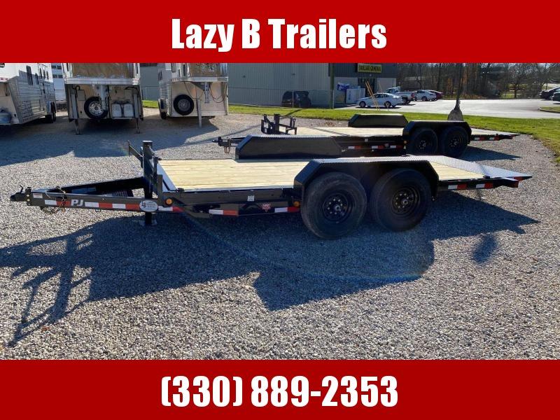 2021 PJ Trailers 16' T6 TILT Equipment Trailer