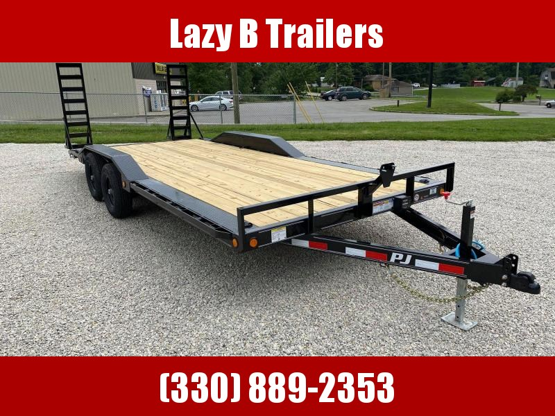 2021 PJ Trailers B5 Buggy Hauler Equipment Trailer
