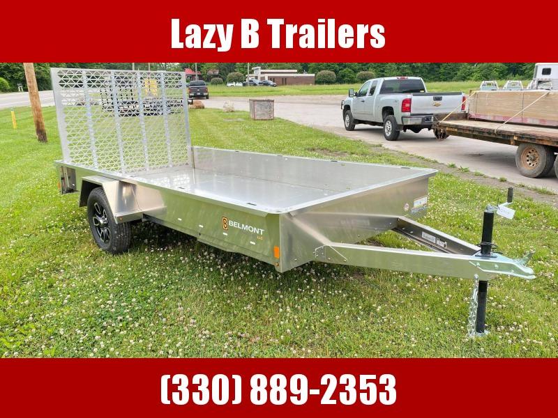 2021 Belmont 12' Aluminum Utility Trailer
