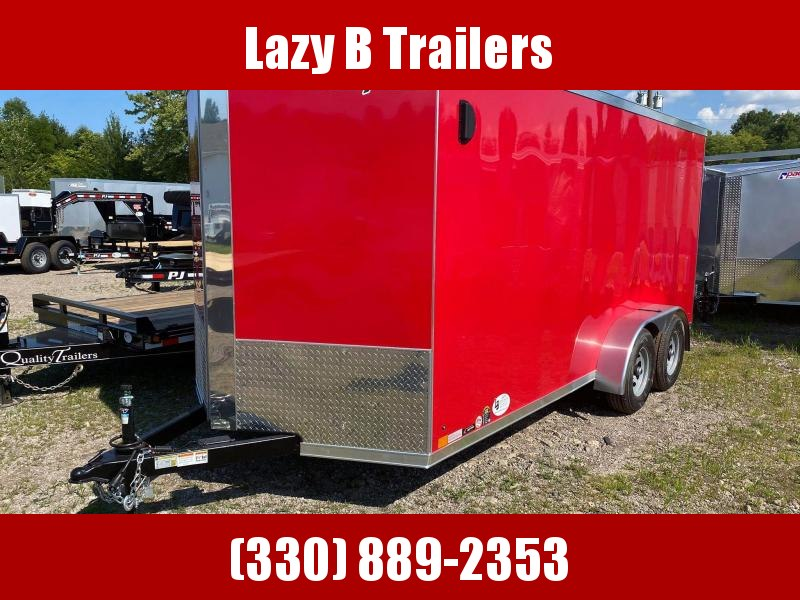 2021 Cross Trailers 7 x 16 Cargo / Enclosed Trailer
