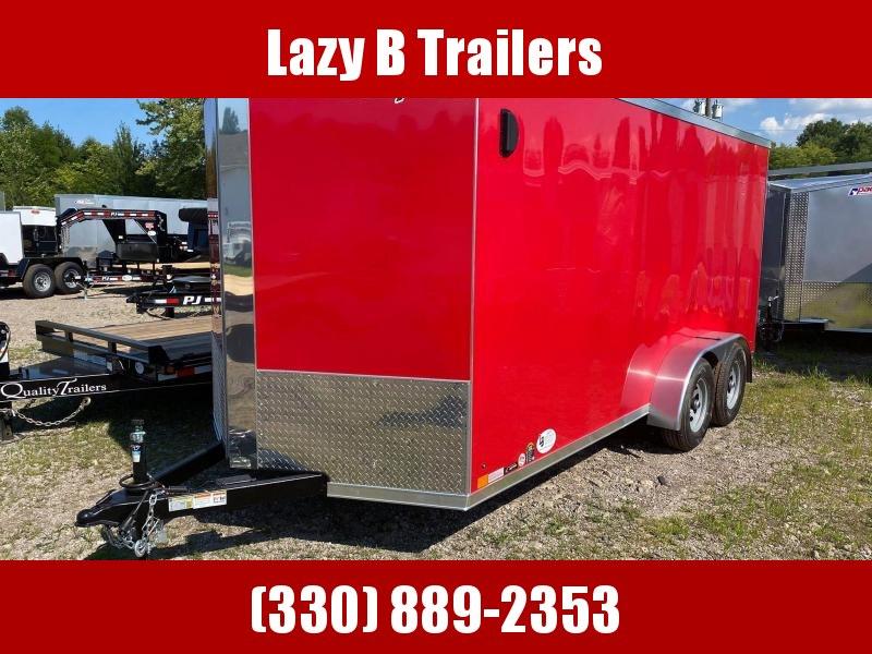 2021 Cross Trailers 7 x 16 Cargo / Enclosed Trailer