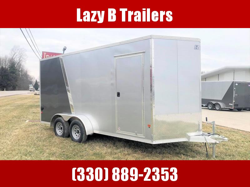 2019 E-Z Hauler 16' Enclosed Cargo Trailer