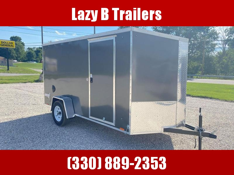 2021 Pace American 6 x 12 Cargo / Enclosed Trailer