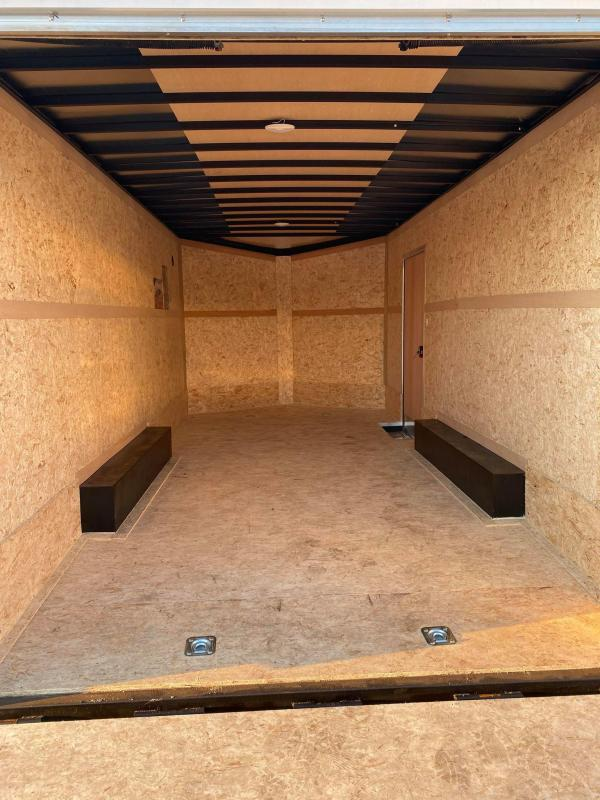 2021 Pace American 8.5 x 18 Enclosed Cargo Trailer