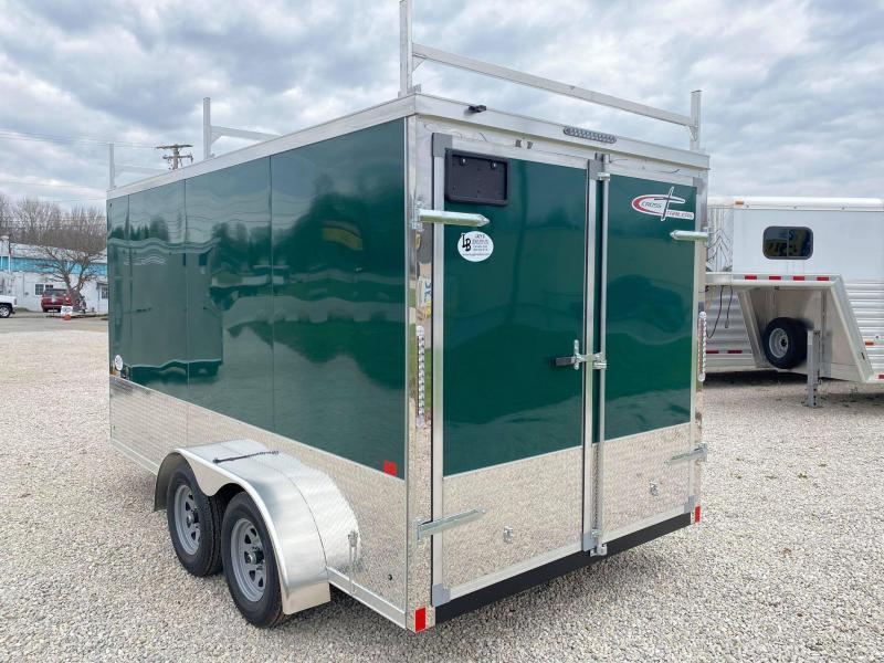 2021 Cross Trailers 7X16 CONTRACTOR Enclosed Cargo Trailer