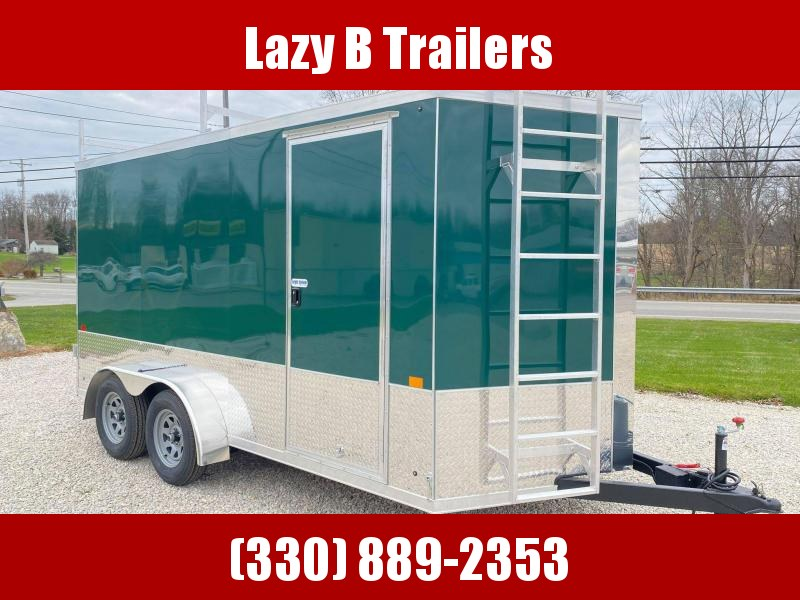 2021 Cross Trailers 7X16 CONTRACTOR Enclosed Cargo Trailer