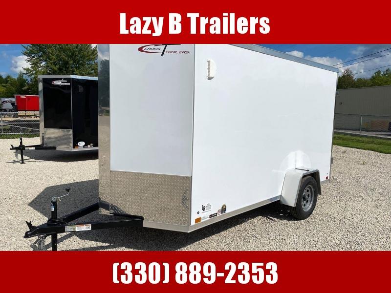 2021 Cross Trailers 6 X 12 Enclosed Cargo Trailer