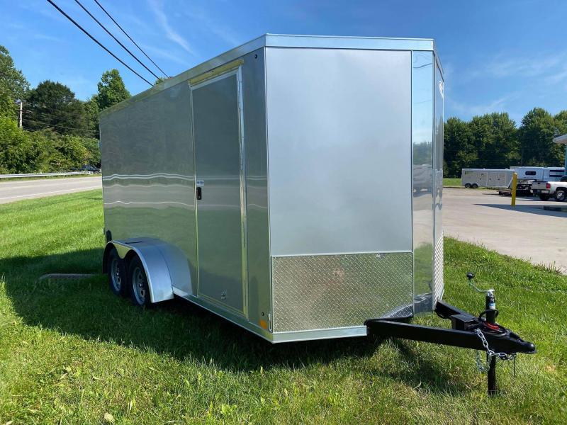 2021 Cross Trailers 7 X 14 Enclosed Cargo Trailer