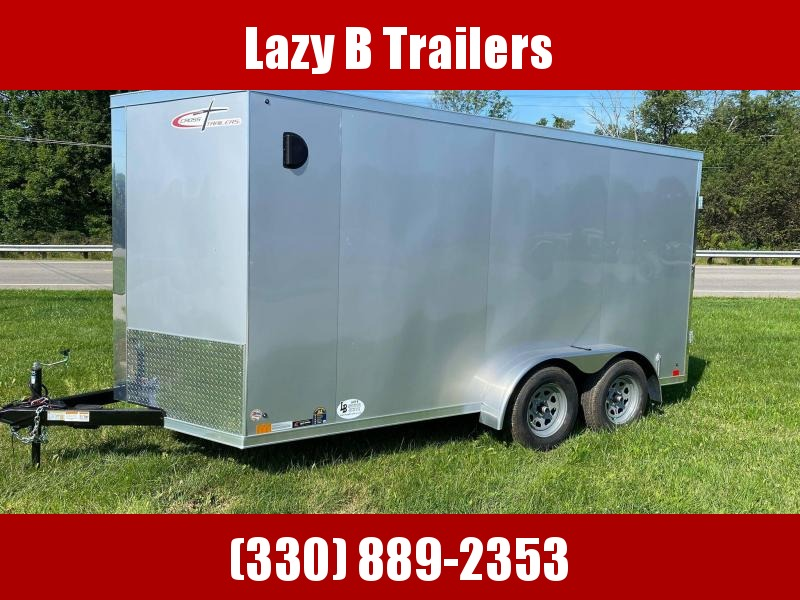 2021 Cross Trailers 7 X 14 Enclosed Cargo Trailer