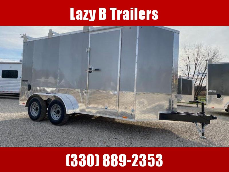 2021 Pace American 7X14 CONTRACTOR Enclosed Cargo Trailer