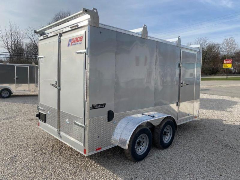 2021 Pace American 7X14 CONTRACTOR Enclosed Cargo Trailer