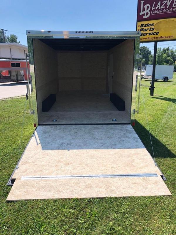 2021 Cross Trailers 8.5 x 16 w/ Ramp Enclosed Cargo Trailer
